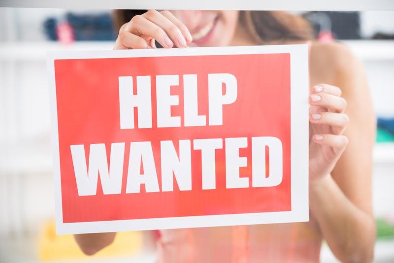 help wanted lansing